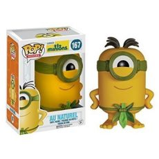 Funko POP Movies: Minions Figure, Au Naturel by Khamchaii