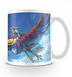 Nintendo LEGEND OF ZELDA (SKYWARD SWORD) MUG /Merchandise