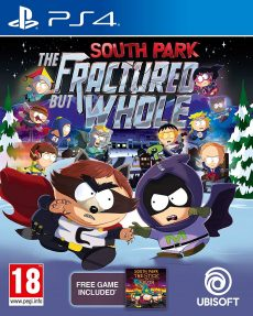 South Park: The Fractured But Whole /PS4