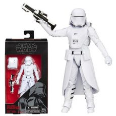 Star Wars 6-Inch Black Series Figure - First Order Snow Trooper