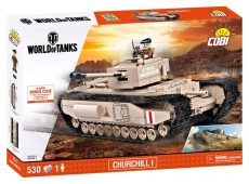World of Tanks - CHURCHILL - 530 Pcs /Toys