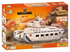 World of Tanks - MATILDA - 500 Pcs /Toys