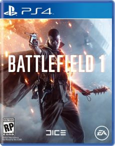 Battlefield 1 (PS4) /lietota/