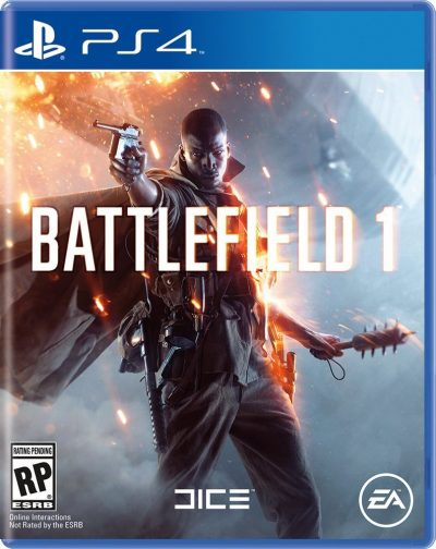 Battlefield 1 (PS4) RUS /lietota