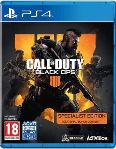 Call of Duty: Black Ops 4 - Specialist Edition /PS4