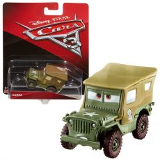 Disney Cars 3 Die-Cast Vehicle - Sarge