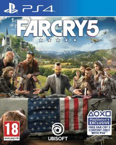 Far Cry 5 | RUS | PS4