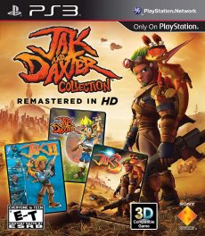 Jak and Daxter Collection (Remastered in HD) PS3 /lietota