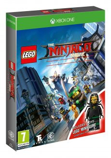 LEGO The Ninjago Movie: Videogame Toy Edition /Xbox One