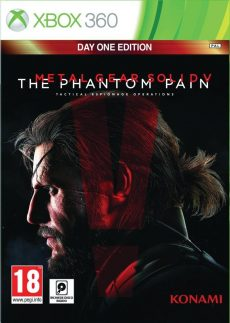 Metal Gear Solid V: The Phantom Pain - Day 1 Edition /X360