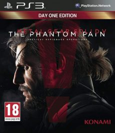 Metal Gear Solid V: The Phantom Pain - Day 1 Edition /PS3