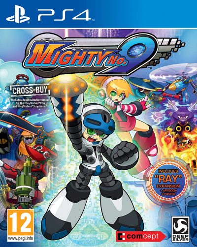 Mighty No. 9 (PS4) /lietota