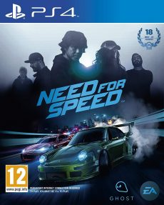 Need for Speed /PS4