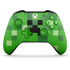 Xbox One Minecraft Creeper Controller Wireless