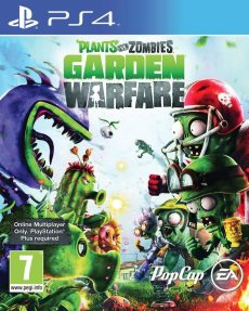 Plants vs Zombies: Garden Warfare /PS4