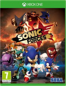 Sonic Forces /Xbox One