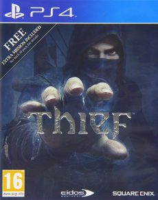 Thief (PS4) /lietota