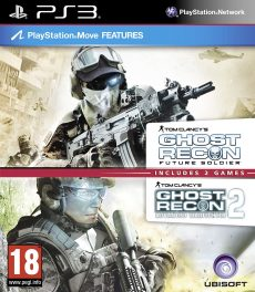 Tom Clancy's Ghost Recon Future Soldier & Advanced Warfighter 2 (Double Pack) /PS3
