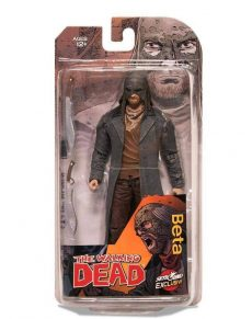 The Walking Dead Action Figure Beta (Color) 15 cm