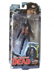 The Walking Dead Action Figure Michonne Bloody 15 cm