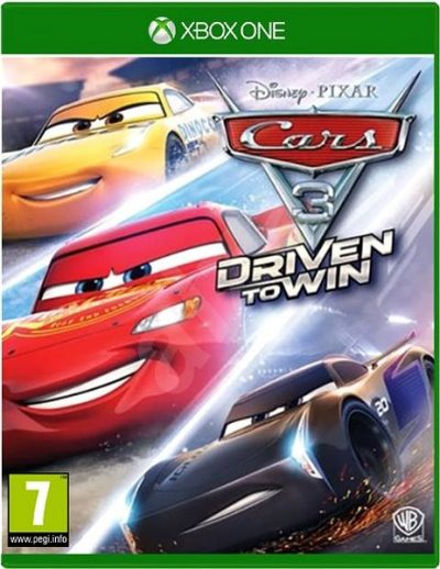 Cars 3: Driven to Win /Xbox One