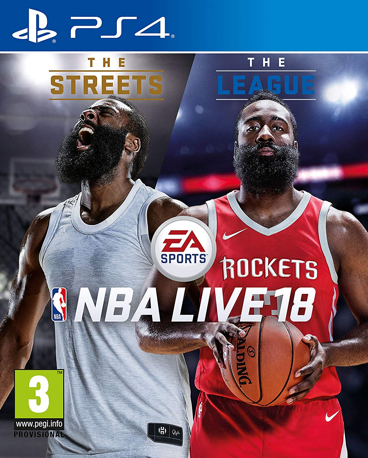 NBA Live 18: The One Edition /PS4