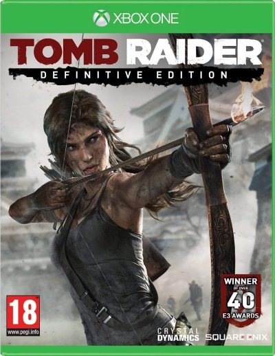 Tomb Raider  Definitive Edition /Xbox One