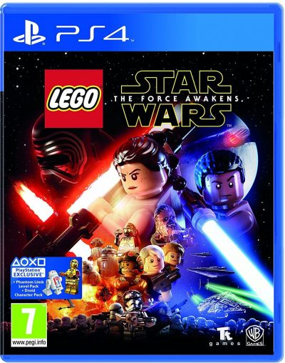 Lego Star Wars: The Force Awakens /PS4 /lietota