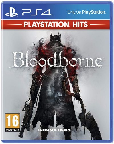 Bloodborne  /PS4 (Playstation Hits)