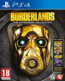 Borderlands: The Handsome Collection /PS4 /lietota