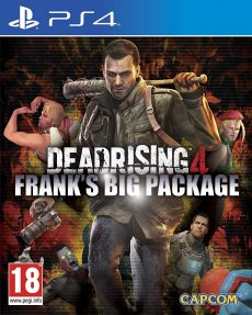 Dead Rising 4: Frank's Big Package /PS4