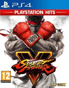 Street Fighter V /PS4 (PlayStation Hits)