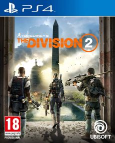 Tom Clancy The Division 2 / RUS / (PlayStation 4)