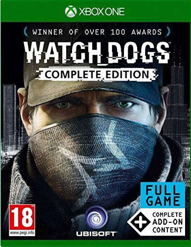 Watch Dogs Complete Edition /Xbox One /lietota