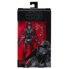Star Wars 6-Inch E7 Black Series Figure - Imperial Death Trooper