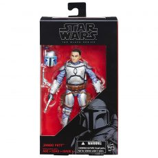 Star Wars 6-Inch E7 Black Series Figure - Jango Fett