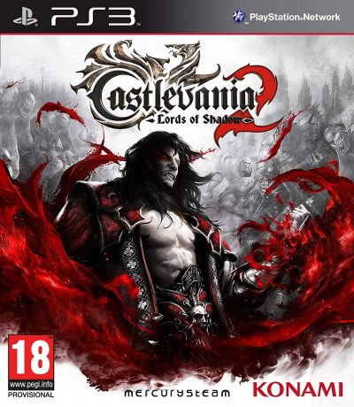 Castlevania 2 Lord of Shadows /PS3