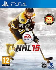 NHL 15 (PS4) /lietota