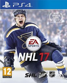 NHL 17 (PS4) /lietota