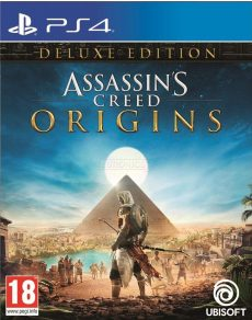 Assassin's Creed: Origins - Deluxe Edition RUS/PS4