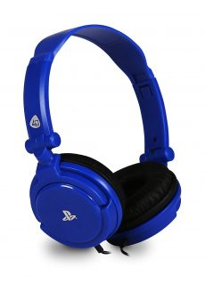 PS4  Officially Licensed Stereo Gaming Headset PRO4-10 - Blue